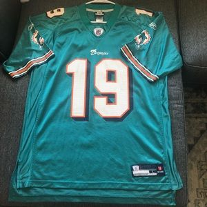 Ted Ginn Dolphins Adult Jersey Size L